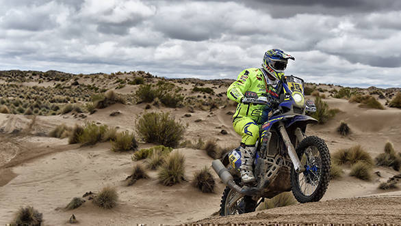 Dakar 2017: TVS Sherco's Juan Pedrero Garica climbs to 22nd in the overall standings