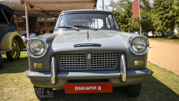 14- A very original  1965 Standard Herald owned by Arvind Reddy- Preservation Class
