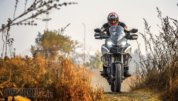 2017 Ducati Multistrada 1200 Enduro road test review