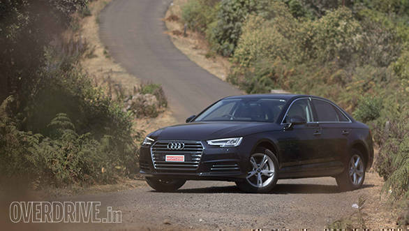 2017 Audi A4 35 TDI first drive review