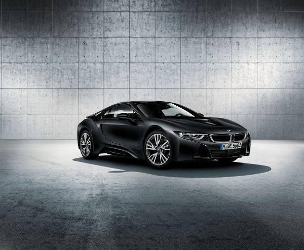 2017 BMW i8 special edition