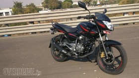 2017 Bajaj Pulsar 135LS first ride review
