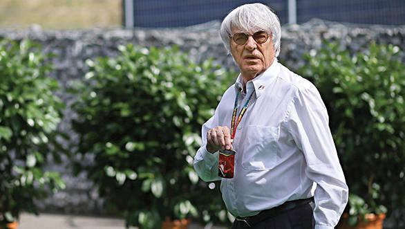 Bernie Ecclestone - Lifestyle
