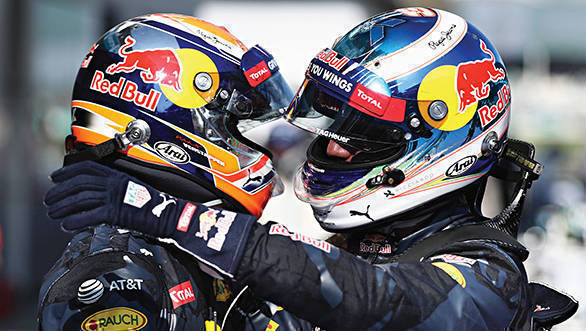 Daniel Ricciardo or Max Verstappen? Which of the two Red Bull Racing drivers will prove to be better in 2017?