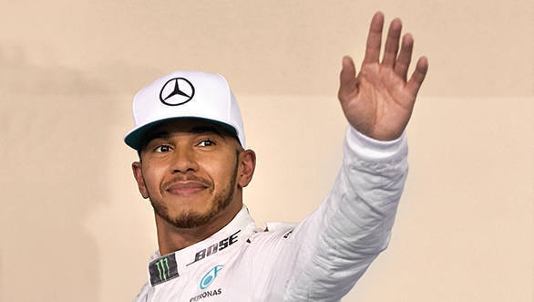 Hamilton is free to set out in pursuit of his fourth F1 title