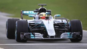 2017 F1: Mercedes-AMG F1 launches W08 at Silverstone
