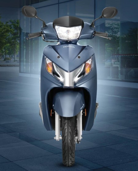 2017 Honda Activa 125 With AHO And BS 4 Engine Launched In