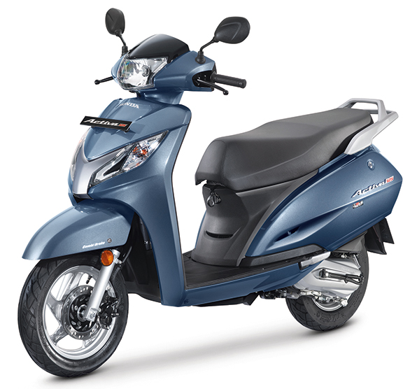 2017 Honda Activa 125 (2)