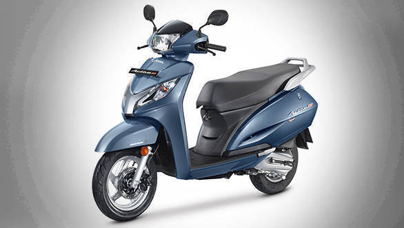 2017 Honda Activa 125 with AHO and BS-4 engine launched in India at Rs 56,954