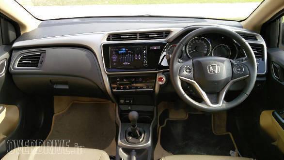 2017 Honda City Facelift (3)