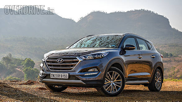 Hyundai Tucson GLS diesel automatic long term review: Introduction