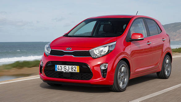 Details on the new-gen Kia Picanto revealed