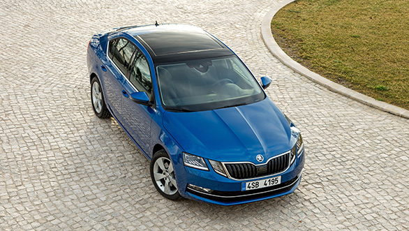 Skoda Octavia facelift to be launched in India by mid-2017