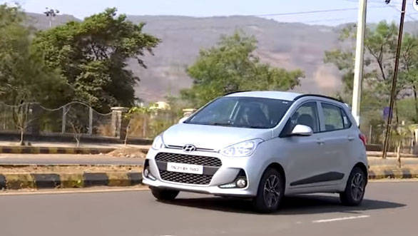 2017 Hyundai Grand i10 - Road Test Review - Video
