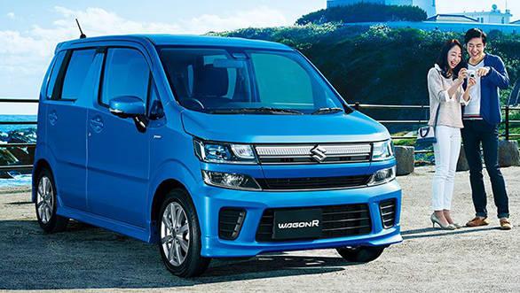 2018 Suzuki WagonR  (2)