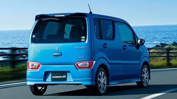 2018 Suzuki WagonR  (3)