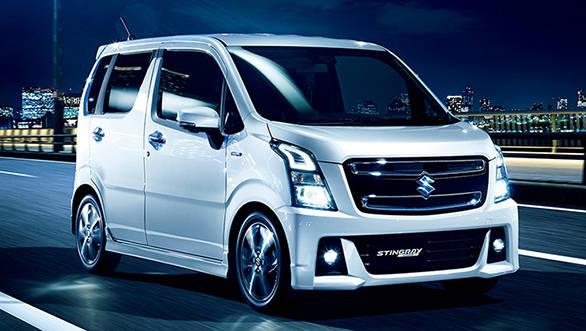 2018 Suzuki WagonR  (5)