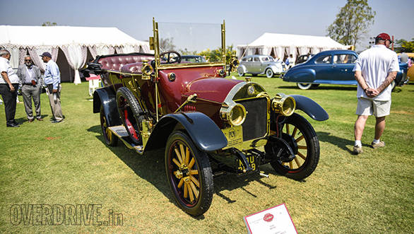24- The 1914 Benz that we  were the first to feature in November 16