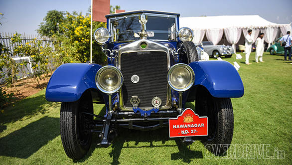 25- A 1927 Lanchester 21 HP owned by Madan Mohan