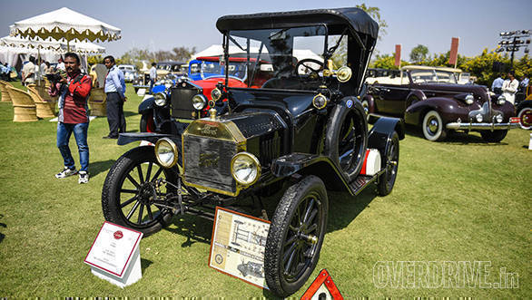 27-Pre-War Classic American second runner up -1915 Ford Model T owned by  Siddhartha Khona