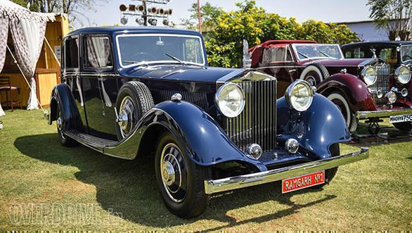 29-A 1935 Rolls-Royce Phantom II owned by Viveck and Zita Goenka