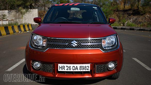 Maruti Suzuki Ignis Amt Petrol Road Test Review Overdrive