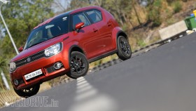 Maruti Suzuki Ignis AMT (petrol) road test review
