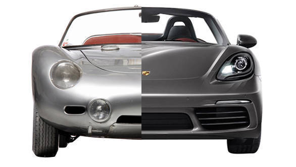 The legend of the iconic Porsche 718 continues to live