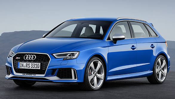 Audi RS 3 Sportback (9)