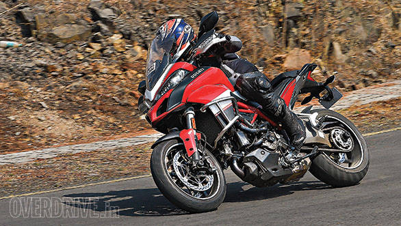 Ducati Multistrada 1200S Long Term (3)