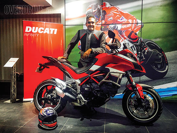 Ducati Multistrada 1200S Long Term (5)