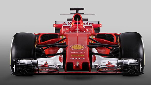 F1 2017: Ferrari launch SF70H