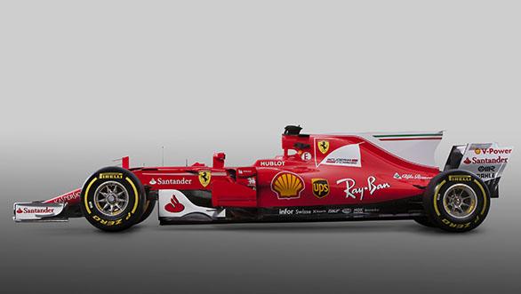 Ferrari 2017 F1 car (6)