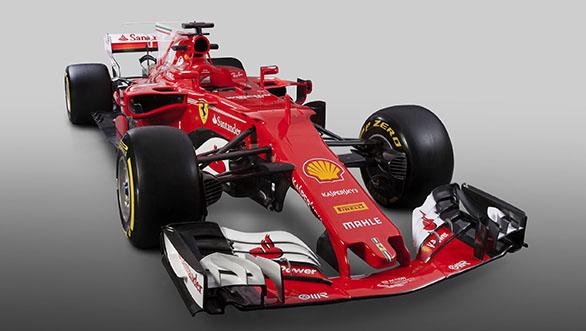 Ferrari 2017 F1 car (7)