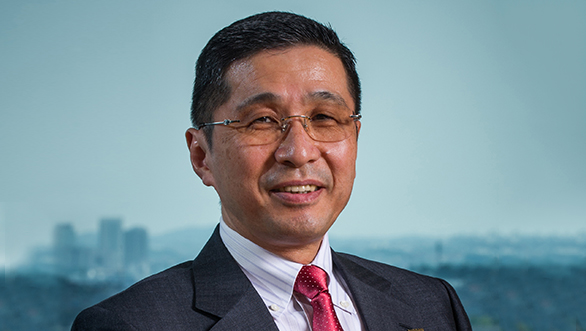 Hiroto Saikawa will succeed Ghosn as CEO