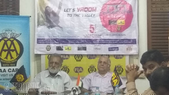 2017 WIAA Women's Rally to the Valley to be held in India on March 5, 2017