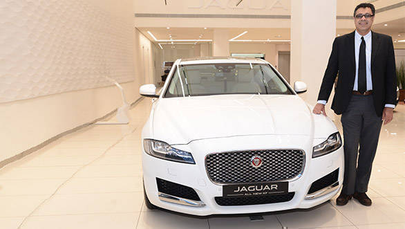 Locally manufactured Jaguar XF launched in India at Rs 47.50 lakh