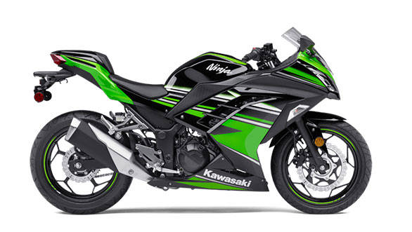 Kawasaki Ninja 300 Available At A Discount Of Rs 38000
