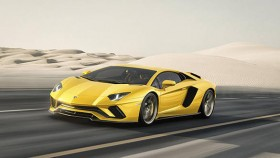 Lamborghini Aventador S to be launched in India on March 3