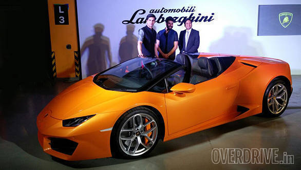 Lamborghini Launch (new)