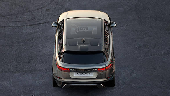 The Land Rover Range Rover Velar is here, almost