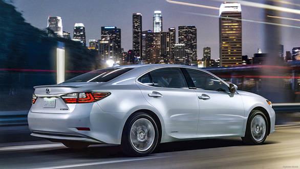 Lexus ES 300h (21)