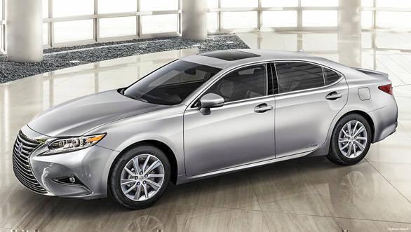Lexus ES 300h (7)