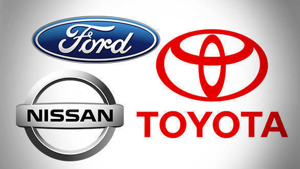 Nissan, Ford and Toyota get a temporary relief on the penalty imposed by COMPAT in India