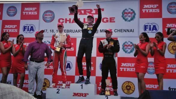 2016 MRF Challenge: Harrison Newey crowned champion