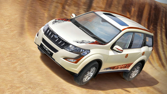 2017 Mahindra XUV500 Sportz limited edition launched in India at Rs 16.5 lakh