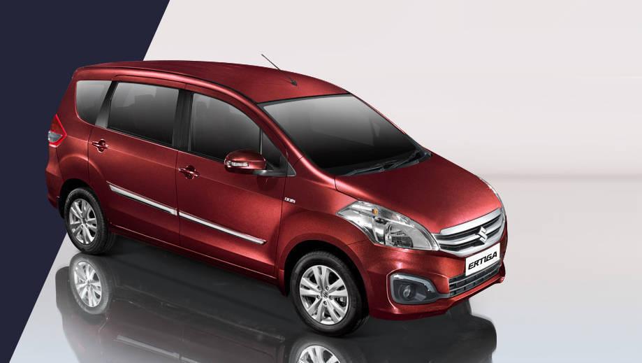 Maruti Suzuki Ertiga Limited Edition