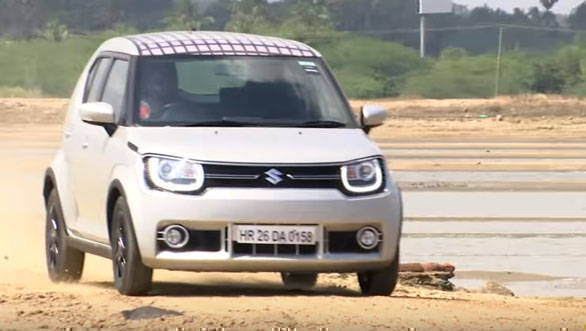 Maruti Suzuki Ignis - First Drive Review - Video