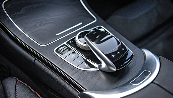 There are five driving modes as well as individual control over engine and suspension settings