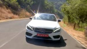 Mercedes-AMG C 43 - Road Test Review - Video